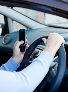 Distracted Driver - Atlanta Car Accident Lawyer - Joseph Wilson Injury Lawyer